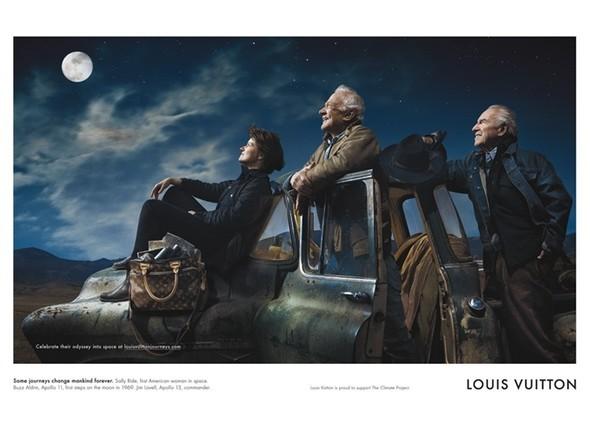 Новая кампания Louis Vuitton. Изображение № 1.