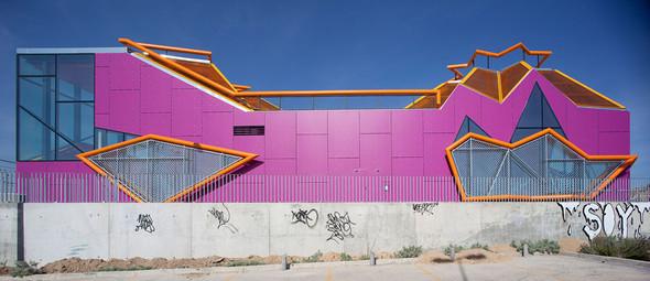 Молодежный центр Rivas Vaciamadrid. Изображение № 6.