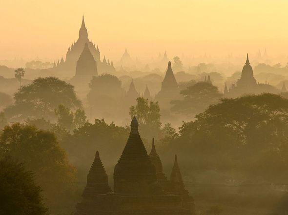 Sunrise Skyline, Bagan. Изображение № 30.
