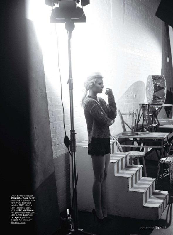 Фотосьемка: Elle US - Гвинет Пелтроу. Изображение № 10.