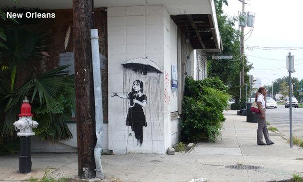 Изображение 36. Banksy (уличная мышь – герой).. Изображение № 36.