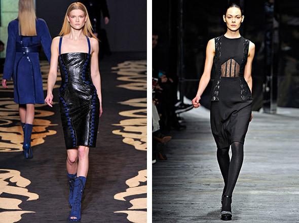 Versace FW 2011 и Versus FW 2011. Изображение № 36.