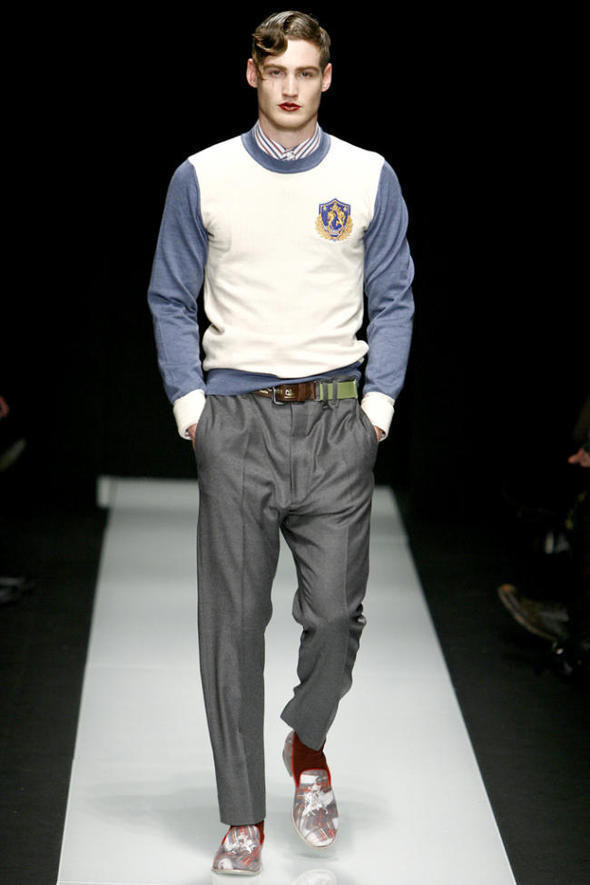 Изображение 109. Milan Fashion Week. Часть 1.. Изображение № 125.
