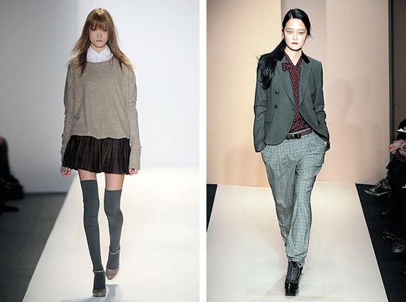 Cynthia Steffe FW 2011 и DKNY FW 2010. Изображение №102.