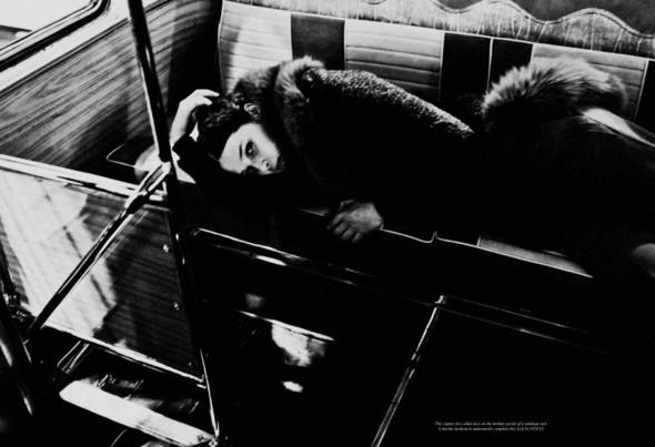 Съёмка: Анаис Пульо и Коди Янг для Grey. Изображение № 9.