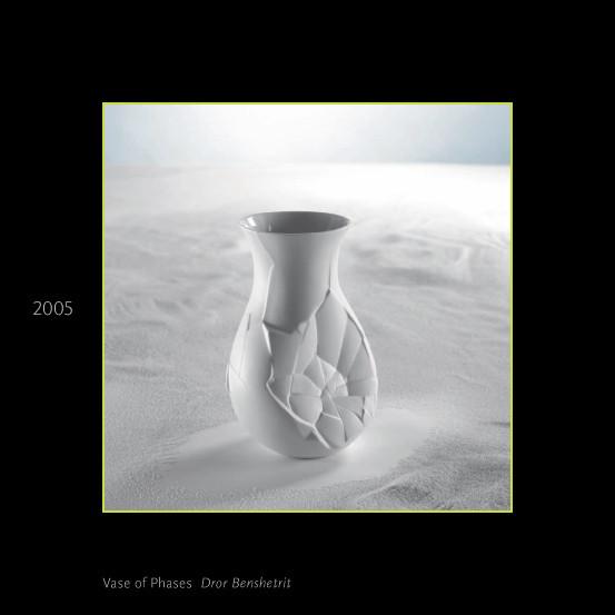 Ваза Vase of Phases 26 см, 2005, Dror Benshetrit. Изображение № 46.