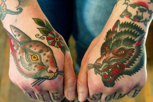 Лучшие Tumblr блоги о татуировках. Изображение № 4.