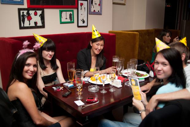 Вечеринка журнала «Foto сфера»: «Foto сфера-PARTY»!. Изображение № 9.