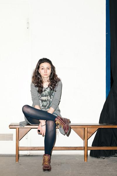 Профессия: Маша Вдовина, актриса. Изображение № 2.