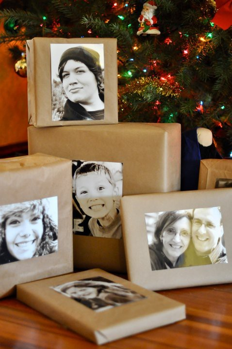 55 идей для упаковки новогодних подарков. Изображение № 59.