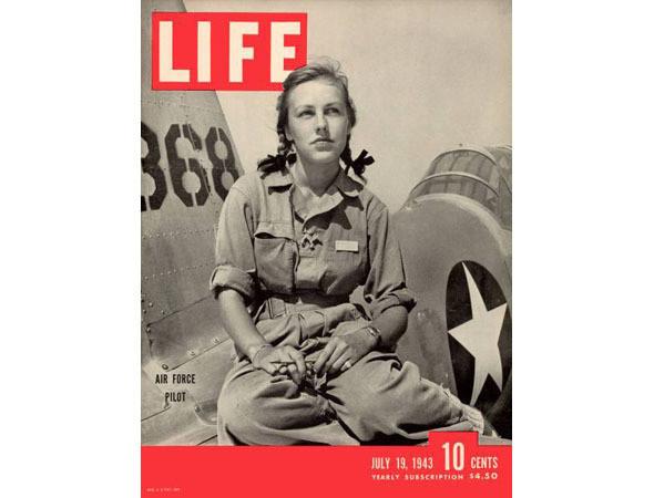 Плакат журнала Life, 1943. Изображение № 61.