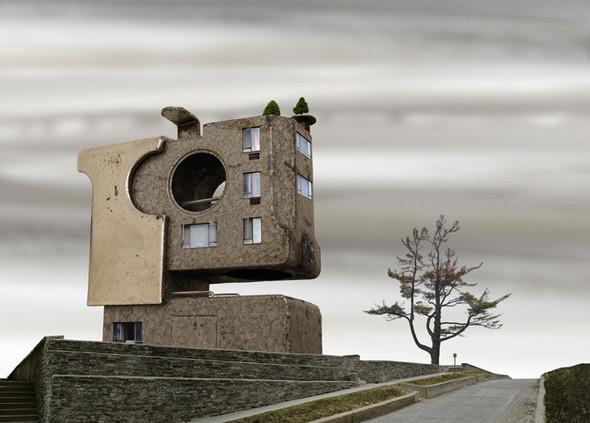 Мечты о другой жизни: Архитектура на грани реальности. Изображение № 9.