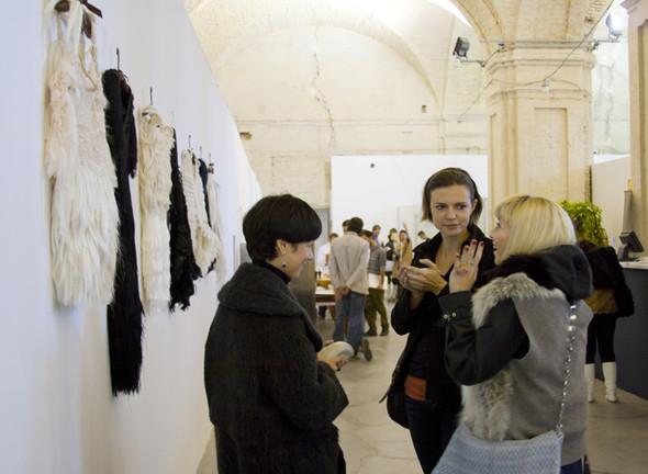 Фотоотчет о семинаре Лидевью Эделькорт в Киеве. Изображение № 9.