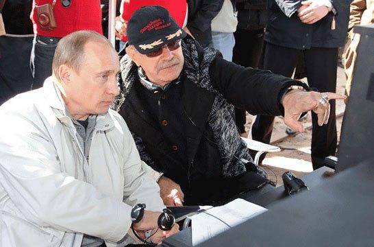 Никита Михалков (фото: premier.gov.ru). Изображение № 3.