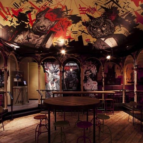 Под стойку: 15 лучших интерьеров баров в 2011 году. Изображение № 11.