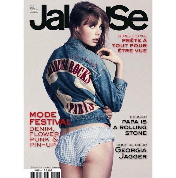 Изображение 5. Обложки: Harper's Bazaar, Jalouse, L'Officiel и другие.. Изображение № 5.