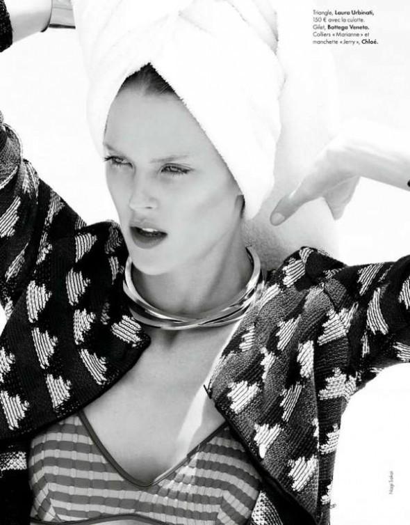 Съемки: Vogue, Elle, Tush и другие. Изображение № 13.