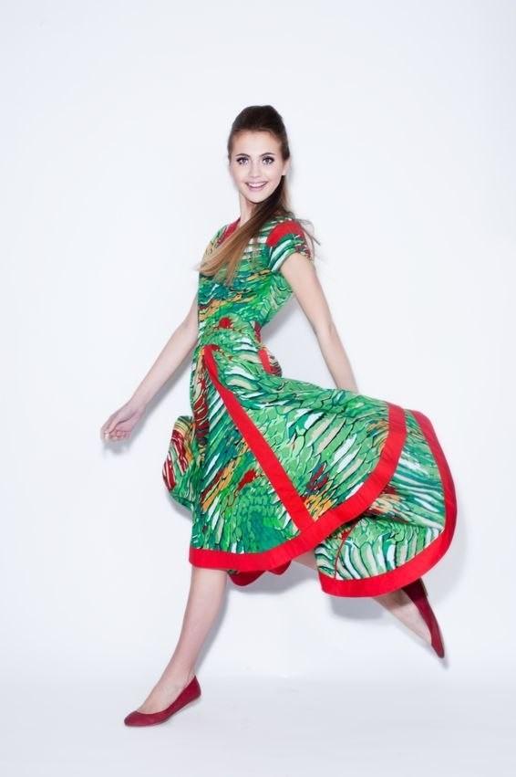Летняя круизная коллекция Ruzanna Gukasyan для Bacstage showroom. Изображение № 24.
