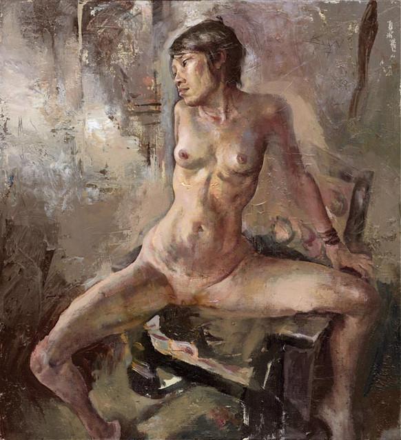 Картины маслом отКента Уильямса (Kent Williams). Изображение № 46.