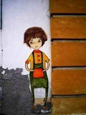 Граффити Петербурга. Изображение № 24.