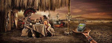 Картинки из«волшебной комнаты» чилийца Ricardo Salaman. Изображение № 27.