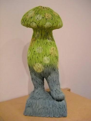 """""""Меховые"""" скульптуры из керамики, резины и бронзы. Изображение № 2."""