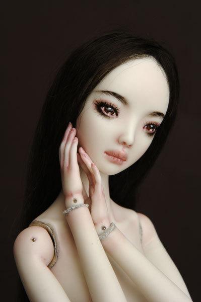 «Живые» куклы Марины Бычковой. Изображение № 2.