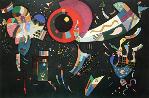 Коллекция работ В.В. Кандинского. Изображение № 73.