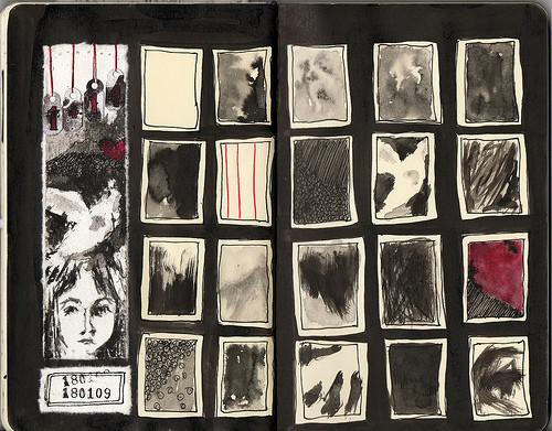 Мексиканская художница ERIKA KUHN. Изображение № 15.