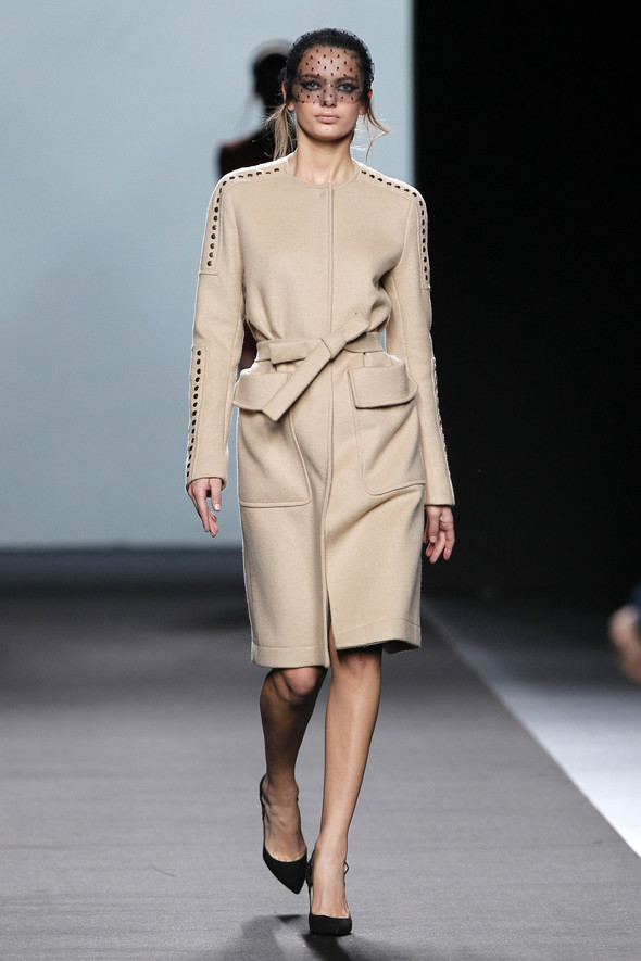 Madrid Fashion Week A/W 2012: Miguel Palacio. Изображение № 3.