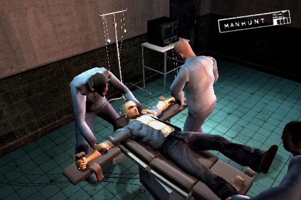 Кадры из игры Manhunt. Изображение № 1.