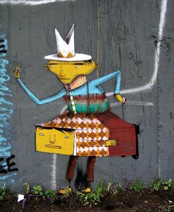 Стены Рио-де-Жанейро. Изображение № 25.