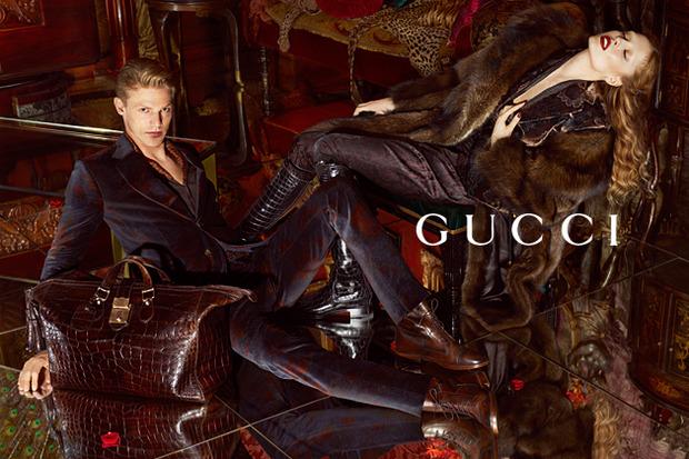 Вышли новые кампании Gucci, Eleven Paris, Forever 21, Moschino и Tomboy. Изображение № 24.