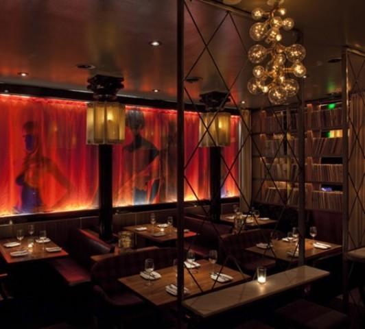 Под стойку: 15 лучших интерьеров баров в 2011 году. Изображение № 107.