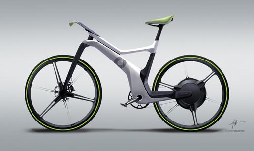 Велосипед на батарейках. Изображение № 8.