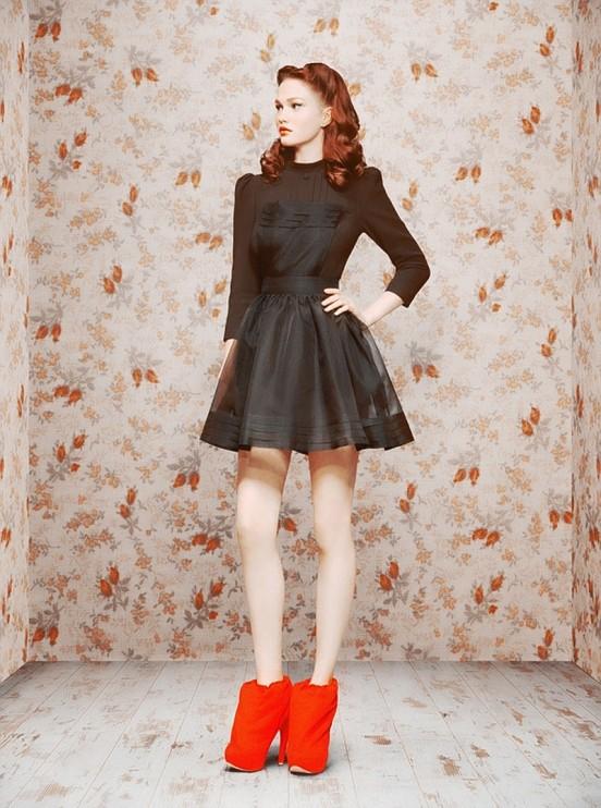 Коллекция осень-зима 2011/12 от Ульяны Сергиенко. Изображение №23.