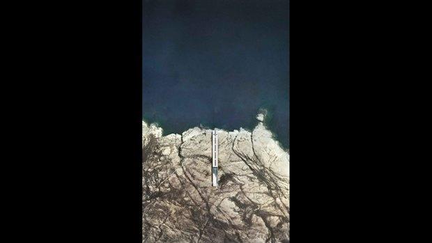 Архитектура дня: концепт церкви-креста на отвесной скале. Изображение № 12.