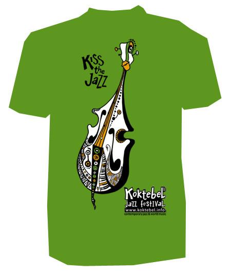 Изображение 58. Кастинг принтов для футболок SEKTA: Koktebel Jazz Fest.. Изображение № 58.