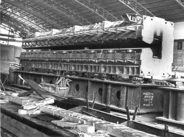 Заброшенный советский большой адронный коллайдер. Изображение № 19.