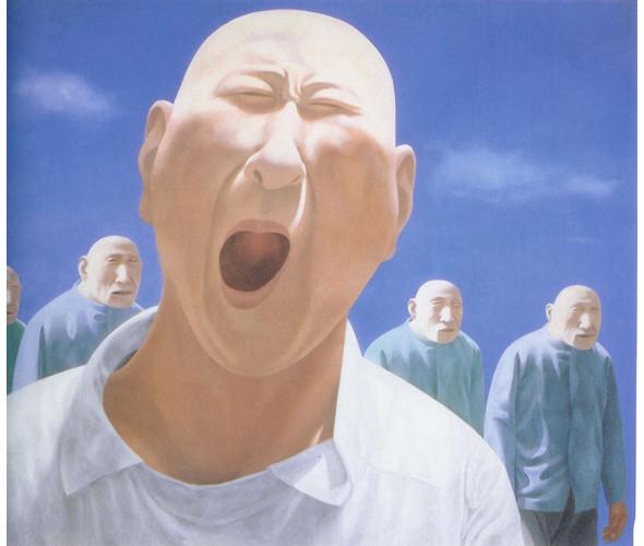 Изображение 98. Черты лица: 10 портретистов.. Изображение № 107.