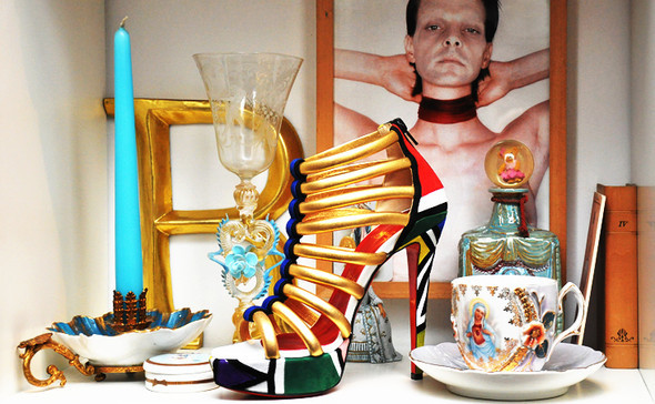 Vogue at home. Изображение № 4.