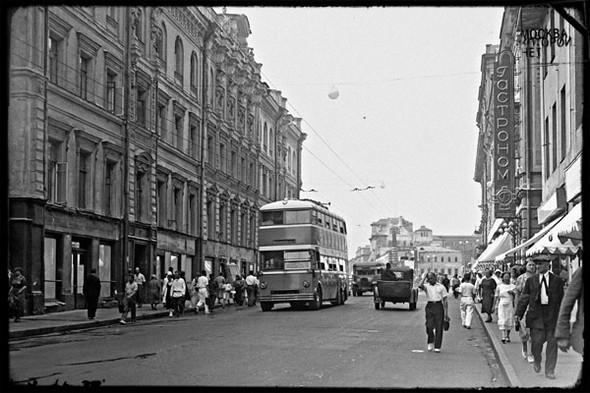 Первые троллейбусы. Изображение № 8.