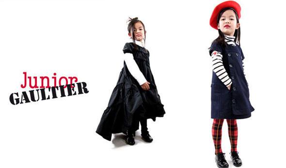 Изображение 1. Жан-Поль Готье запустил линию одежды для младенцев.. Изображение № 1.