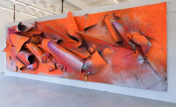 Как закалялась сталь: Металлические скульптуры Тилмана Хорнига. Изображение № 11.