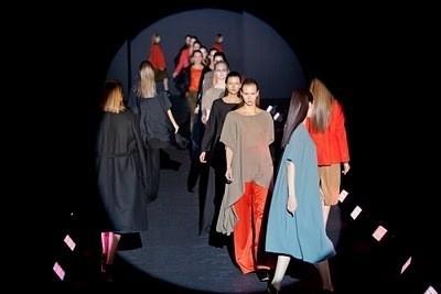 Изображение 12. Volvo Fashion Week. День 2. Cyrille Gassiline FW 2011.. Изображение № 14.