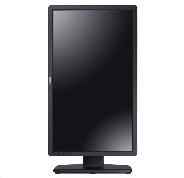 Dell UltraSharp U2312HM — 23-дюймовый IPS-монитор со светодиодной подсветкой и разрешением 1920х1080. Имеет интерфейсы DisplayPort, DVI-D, USB x4, VGA (D-Sub). Изображение № 9.