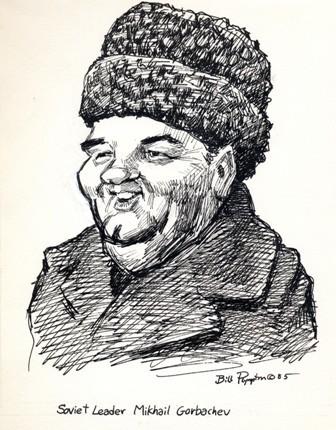 """Билл Плимптон: """"русская"""" серия американского аниматора. Изображение № 2."""