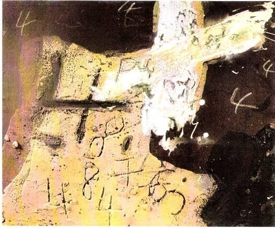 Antoni Tapies. Изображение № 60.