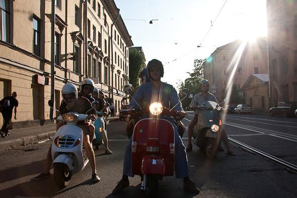 Изображение 17. Дневники мотоциклистов.. Изображение № 34.