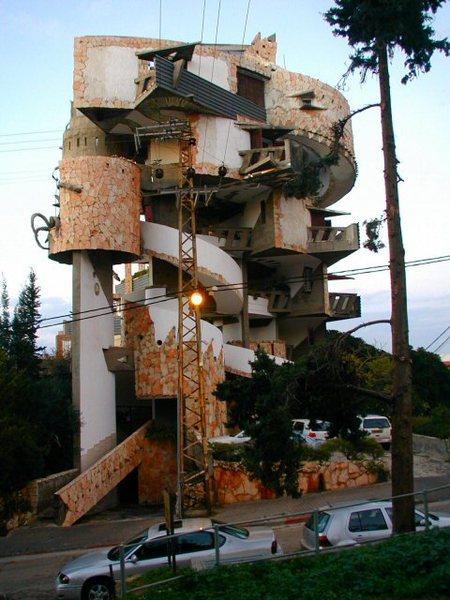 Самые странные дома вмире. Изображение № 17.